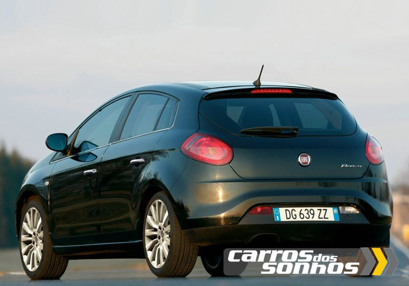 Fiat Bravo 1.6 Multijet 16v | Carros dos Sonhos