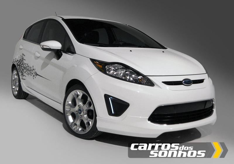 ford new fiesta 2011 2012 hatch e sedan carros dos sonhos. Black Bedroom Furniture Sets. Home Design Ideas