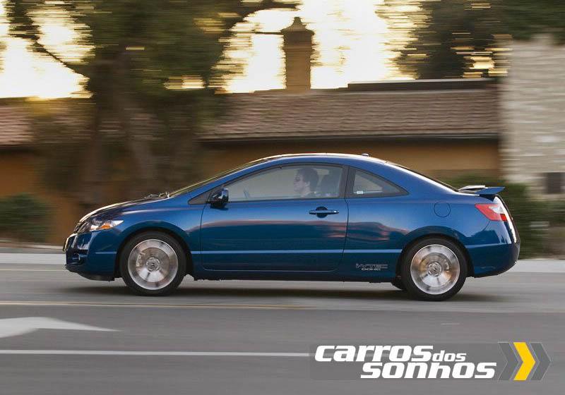 Honda New Civic Coupe 2010