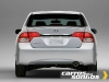 New Civic Sedan 2010 - Honda