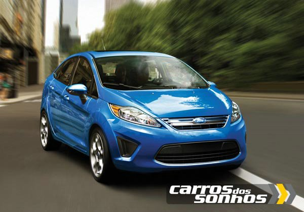 Ford New Fiesta 2011 / 2012 – Hatch e Sedan