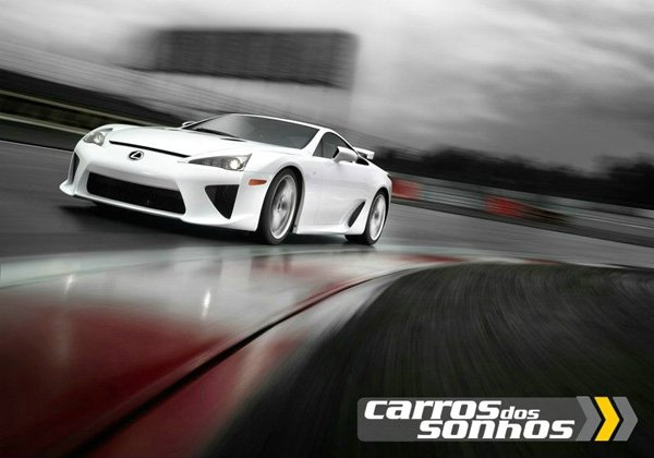 Lexus LFA 2011