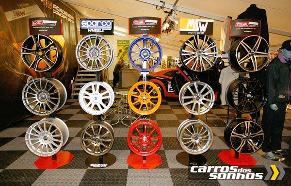 Essen Motor Show 2009 - Rodas Lançamentos