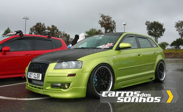 Audi A3 Sportback 2008 Tuning