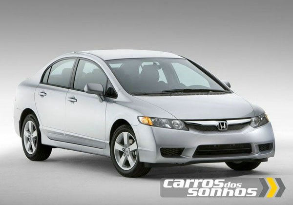 Honda New Civic 2010 Sedan