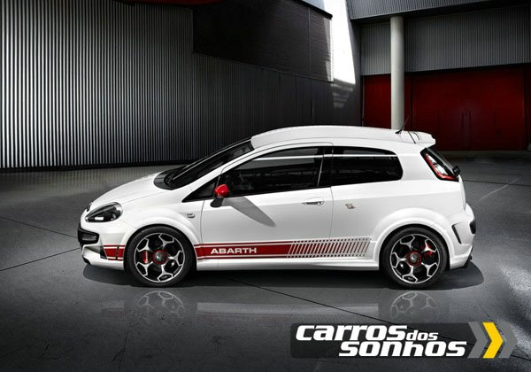 fiat punto abarth evo 2011 carros dos sonhos. Black Bedroom Furniture Sets. Home Design Ideas