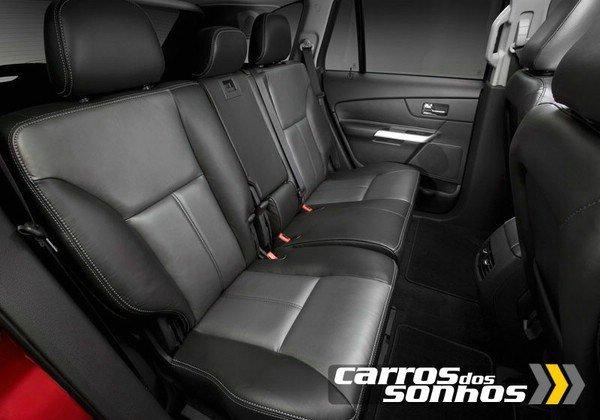 Ford Edge Sport 2011 - Bancos Traseiros