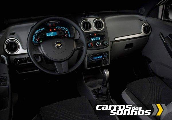 Chevrolet Agile 2010