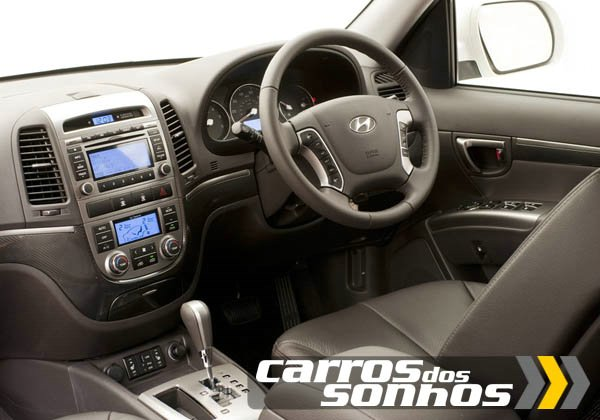 Hyundai Santa Fé 2010