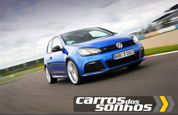 Volkswagen Golf R 2011