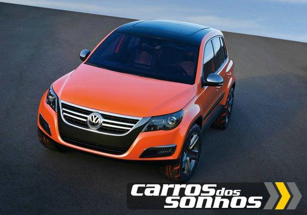 Volkswagen Tiguan Concept 2011