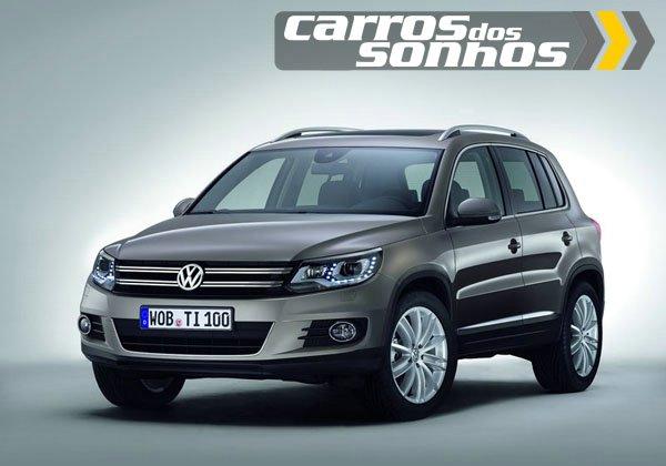 Volkswagen  Tiguan 2012 - Estilo Design