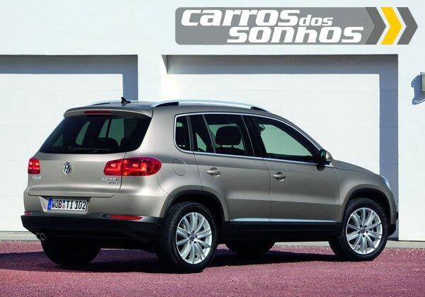 """Volkswagen  Tiguan 2012 - Rodas 18"""""""