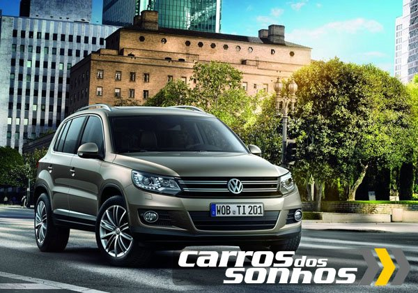 Volkswagen  Tiguan 2012 - HDR Urbano