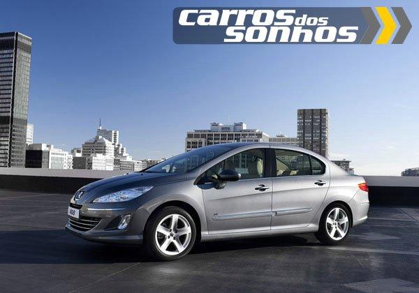 Novo Peugeot 408 2011