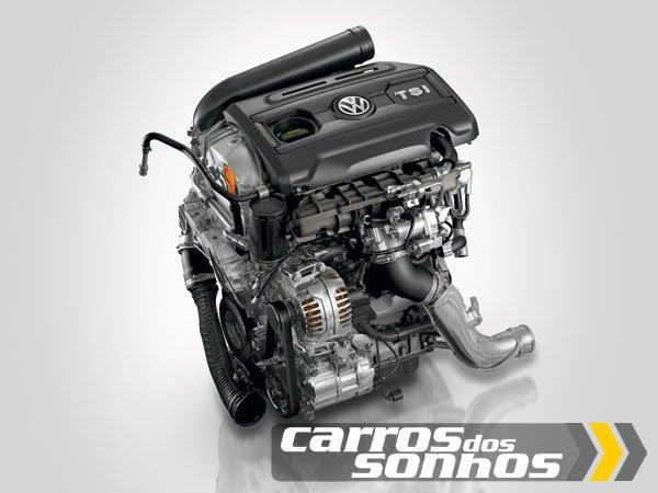 Motor Novo Jetta 2011 2.0 TSI