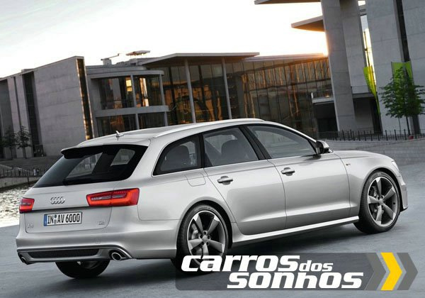 audi a6 avant 2012 carros dos sonhos. Black Bedroom Furniture Sets. Home Design Ideas
