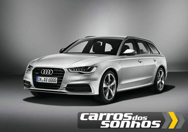 Audi A6 Avant 2012
