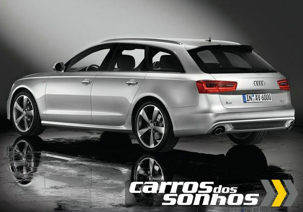 Audi A6 Avant 2012 12