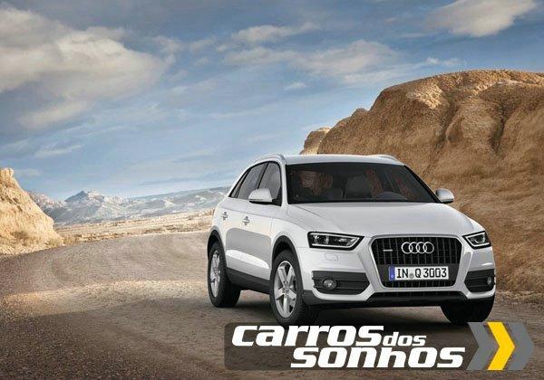 Audi Q3 2012