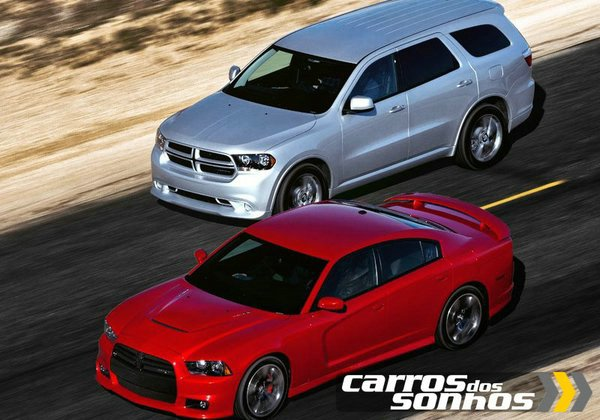 Dodge Charger SRT8 2012 e Dodge Charger SRT8 2012 SUV