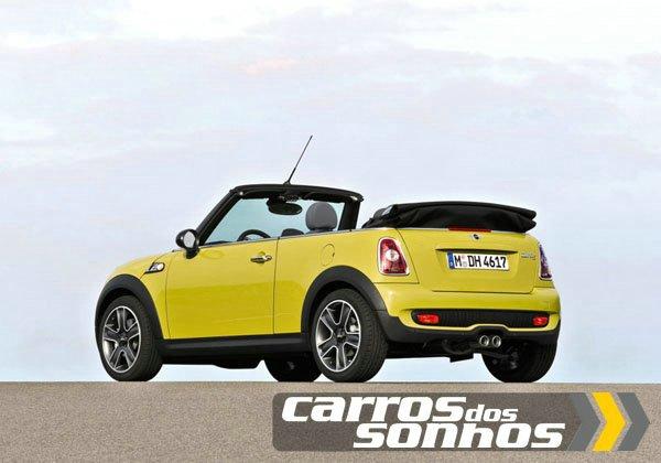 MINI Cooper S Cabrio 2009