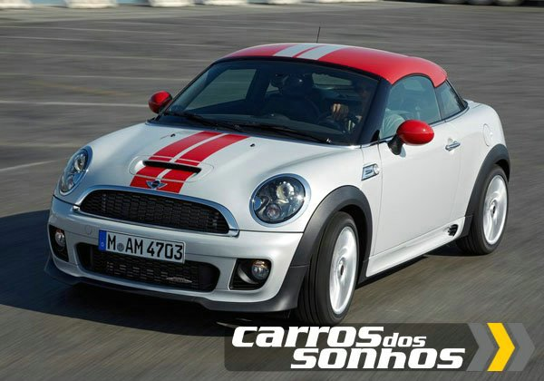 Mini Coupe 2012