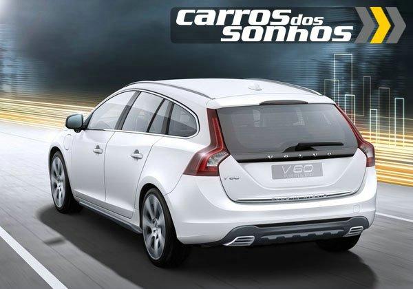 Volvo V60 2013 Hybrid Plug-in