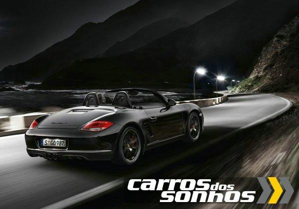 Porsche Boxster S Black Edition 2011
