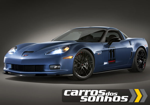 Chevrolet Corvette Z06 Carbon Limited Edition 2011