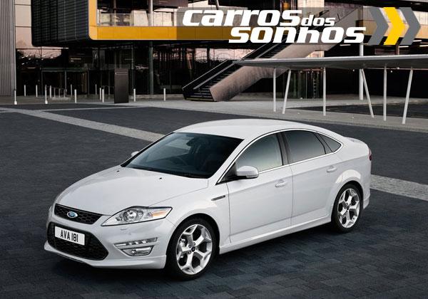 Novo Ford Mondeo 2011