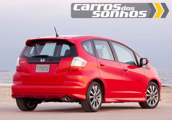 Honda Fit Sport 2012