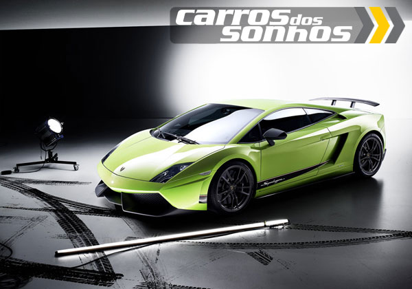Lamborghini Gallardo LP570-4 Superleggera 2011
