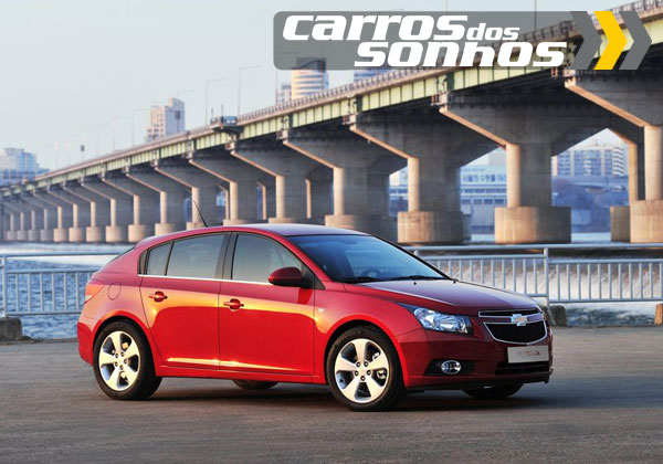 Chevrolet Cruze Hatchback 2012