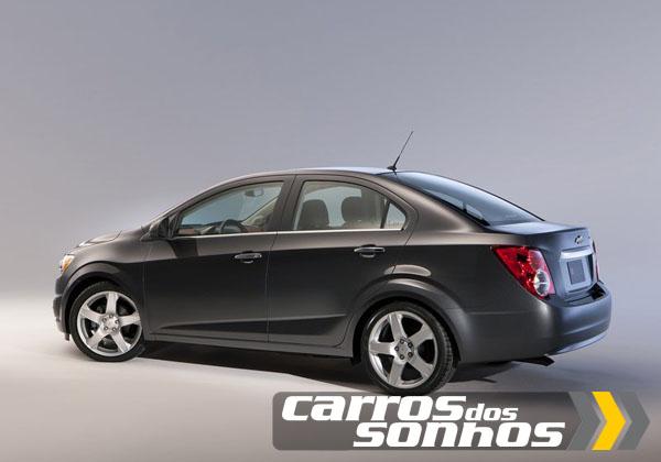 Chevrolet Sonic Sedan 2012