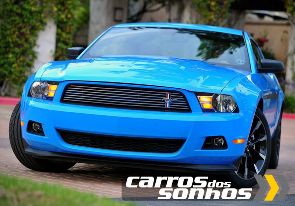 Ford Mustang GT V6 2011