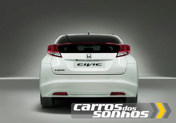 Honda Civic Hatch 2012