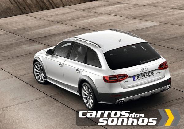 Audi A4 allroad quattro 2013