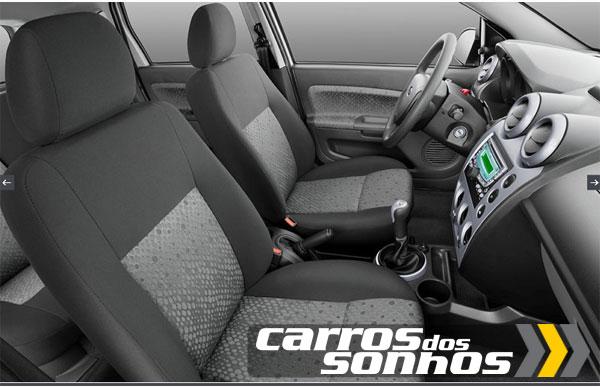 Fiesta Rocam Sedan 2012