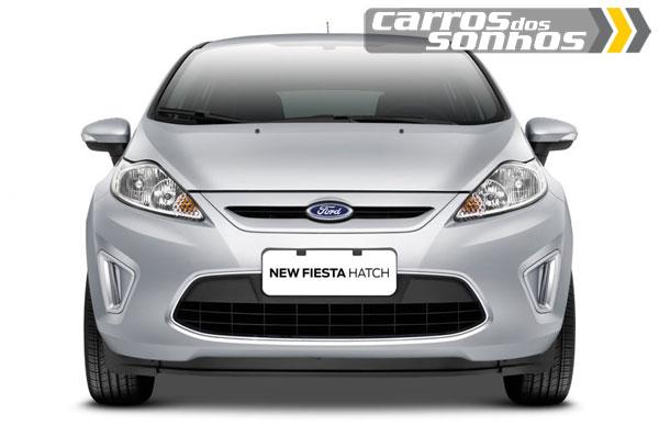 New Fiesta Hatc