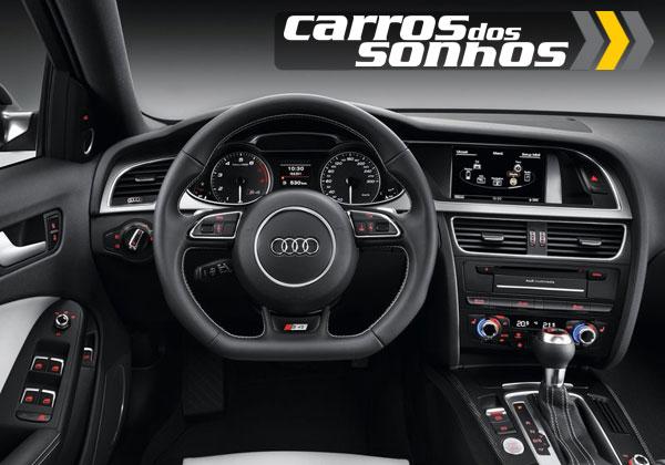 Audi A4, A4 Avant, S4 e Allroad Quattro 2013