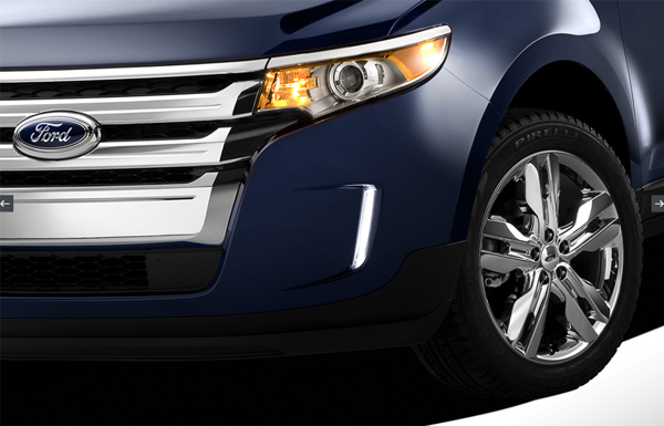 New Ford Edge 2012