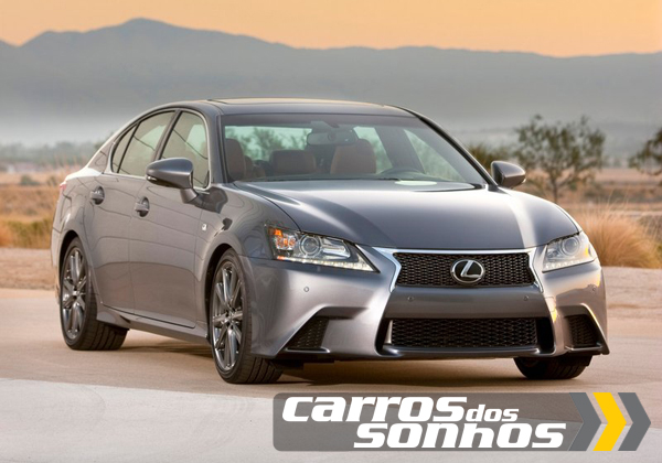 Lexus GS 350 F Sport 2013