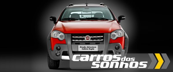 Fiat Strada Adventure 2012