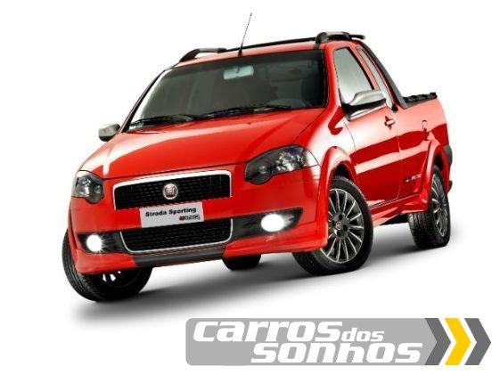 Fiat Strada Sporting 2012