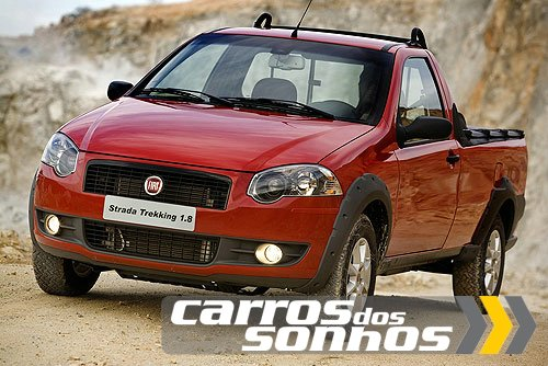 Fiat Strada Trekking 2012