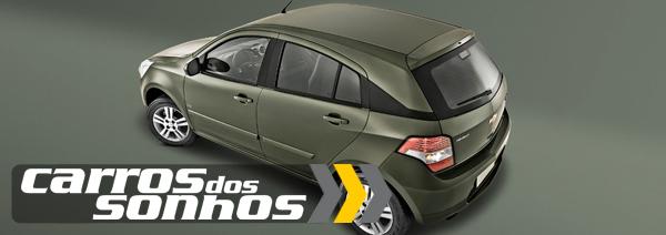 Chevrolet Agile Wi-fi 2012