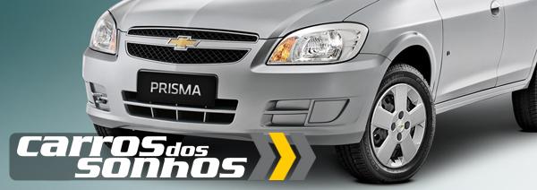 Chevrolet Prisma 2012