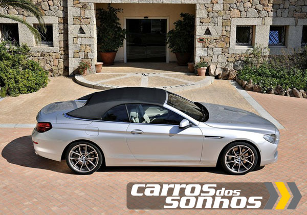 BMW 650i 2012 Conversível