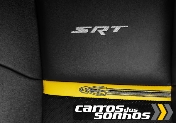 Dodge Challenger SRT8 392 Yellow Jacket 2012